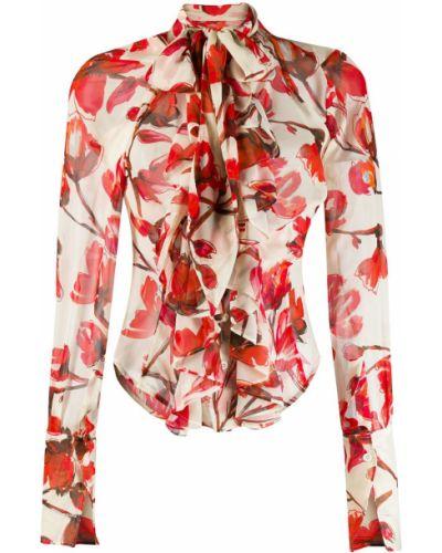Рубашка с оборками Vivienne Westwood