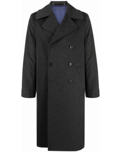 Szary płaszcz Paul Smith