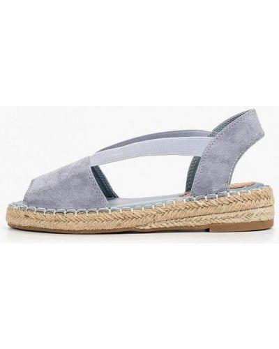 Сандалии фиолетовый Style Shoes