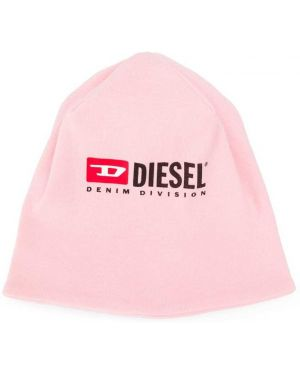 Zimowy kapelusz z logo Diesel Kids