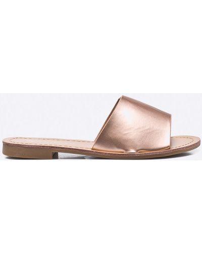Коричневые сандалии Answear