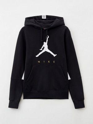 Худи - черное Jordan