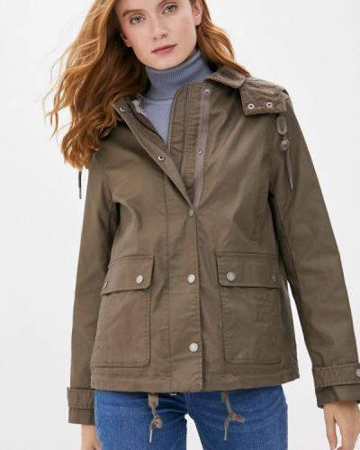 Облегченная коричневая куртка Marks & Spencer