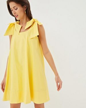 Платье платье-сарафан весеннее Gepur