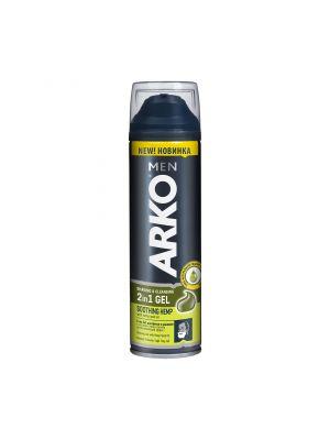 Гель для умывания очищающий Arko
