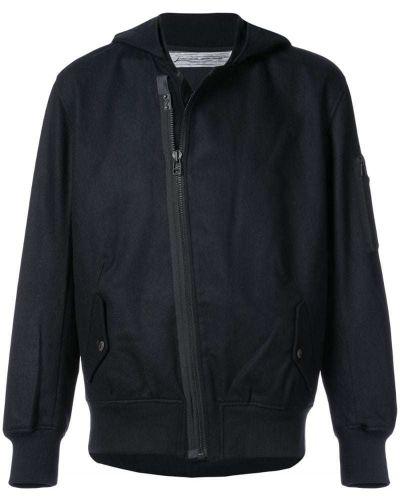 Куртка с капюшоном черная Individual Sentiments