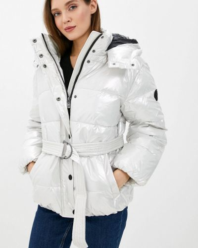 Утепленная куртка - белая Odri Mio