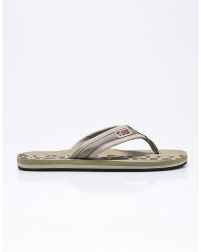 Зеленые сандалии Napapijri