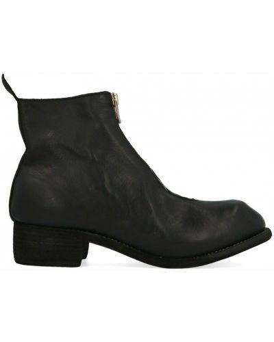 Ankle boots - czarne Guidi