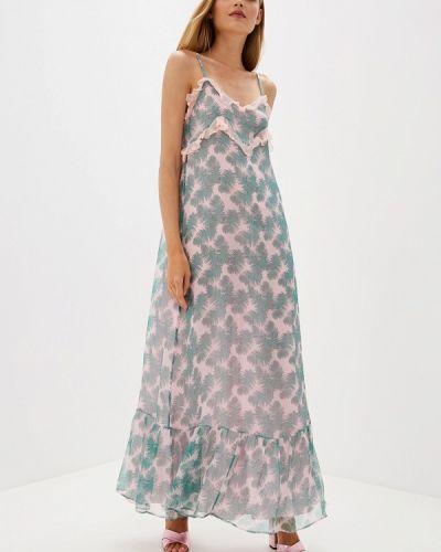 Платье осеннее платье-сарафан Blugirl Folies