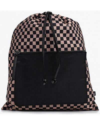 Рюкзак рюкзак-мешок коричневый Vans