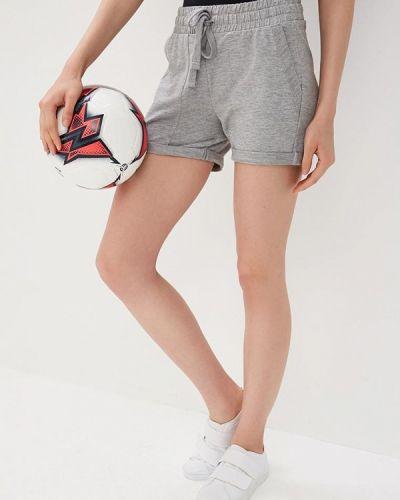 Серые спортивные шорты Ovs