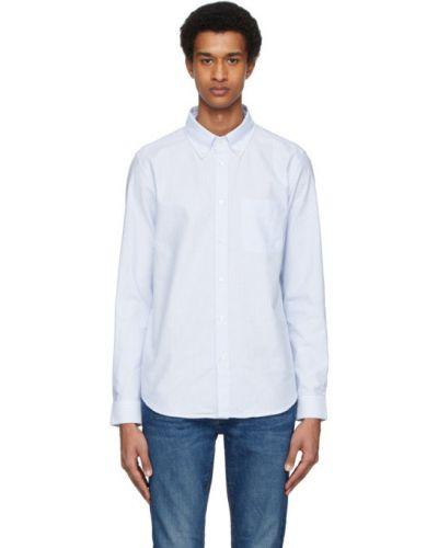 Koszula z długim rękawem Oxford z paskami Harmony
