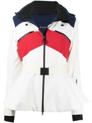 Куртка с капюшоном - белая Perfect Moment