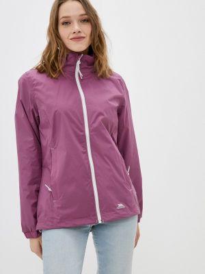 Фиолетовая ветровка Trespass