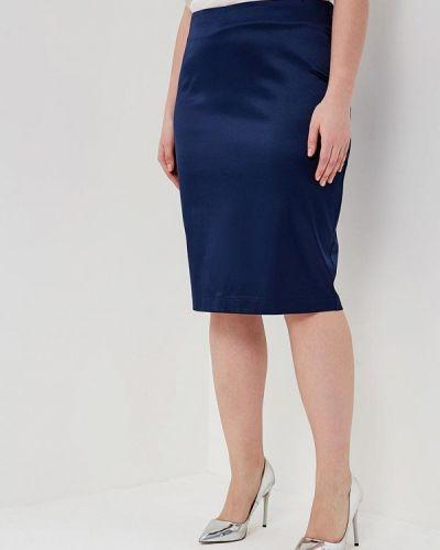Юбка синяя Lina