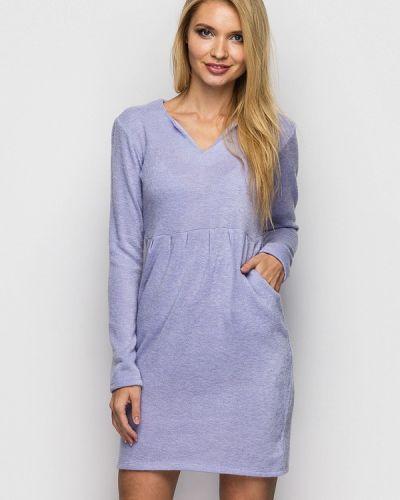 Фиолетовое платье Helenka