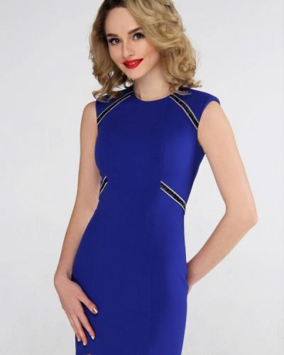 Вечернее платье - синее Anushka By Anna Pavlova