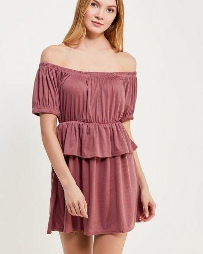 Платье - розовое Lost Ink Petite