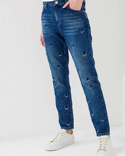 Синие джинсы Zoe Karssen