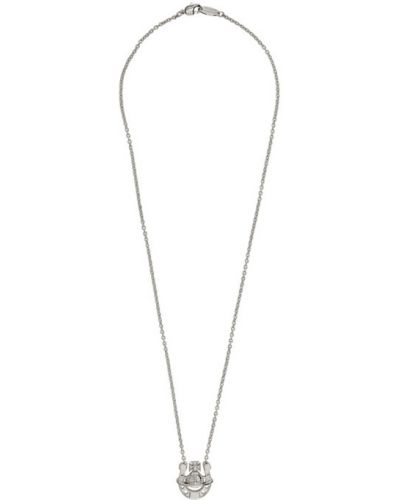 Серебряная подвеска Vivienne Westwood