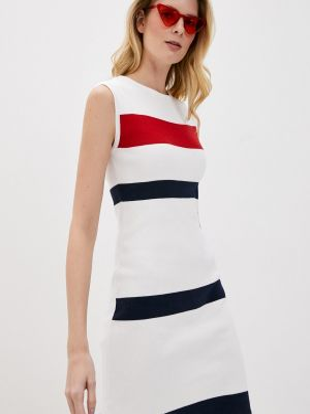 Белое платье Giorgio Di Mare