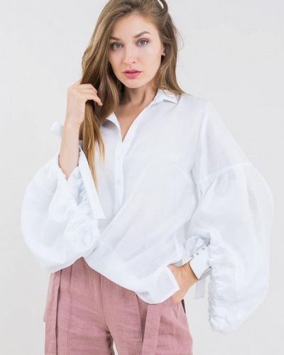 Блузка - белая Maxa