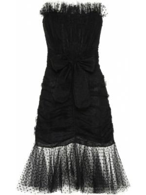 Платье мини из фатина Philosophy Di Lorenzo Serafini
