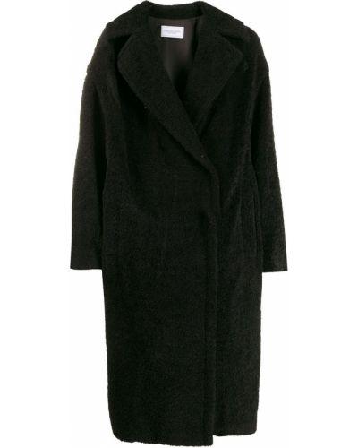 Полупальто - черное Forte Dei Marmi Couture