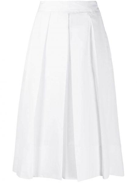 Плиссированная юбка миди с завышенной талией Ballantyne
