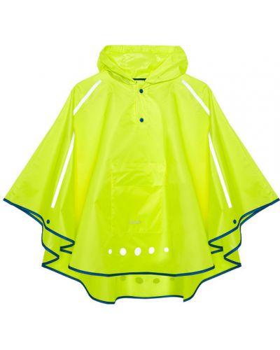 Żółta kurtka przeciwdeszczowa Playshoes
