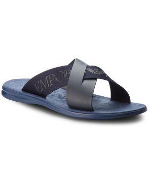 Sandały Emporio Armani