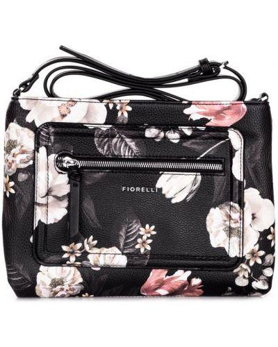 Повседневная сумка - черная Fiorelli
