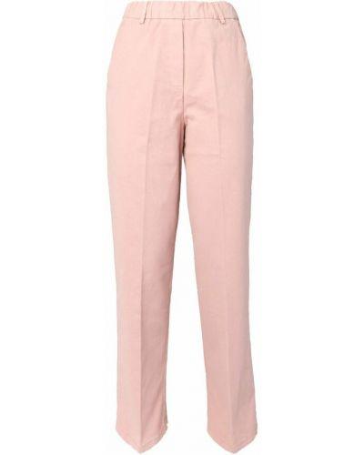 Różowe spodnie Alysi