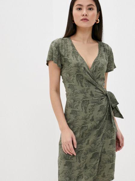 Платье - зеленое Rock Angel
