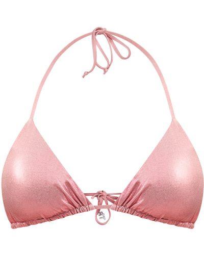 Розовые пляжные бикини с чашками Fisico