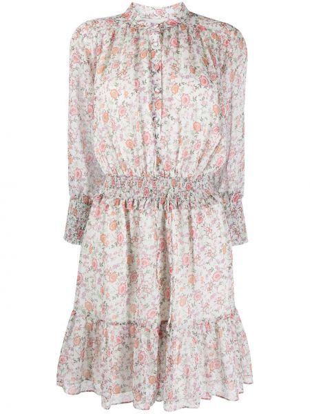 Платье макси длинное - зеленое Rebecca Minkoff