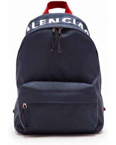 Рюкзак текстильный на молнии Balenciaga