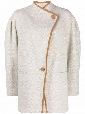 Пальто с высоким воротником Isabel Marant étoile