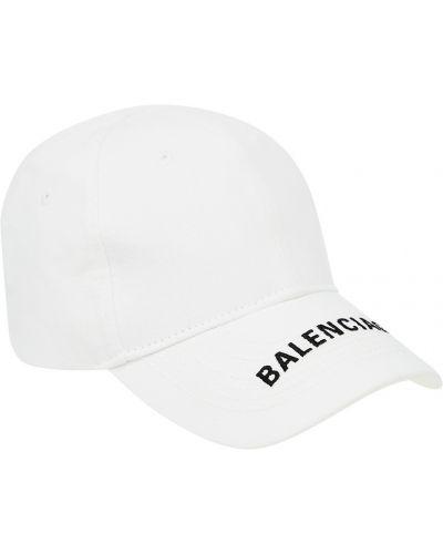 Кепка с логотипом с вышивкой Balenciaga