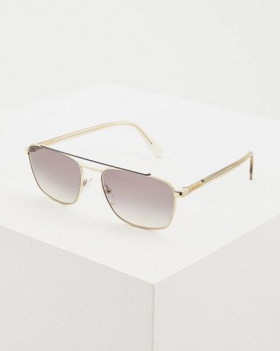 Солнцезащитные очки прямоугольные квадратные Prada