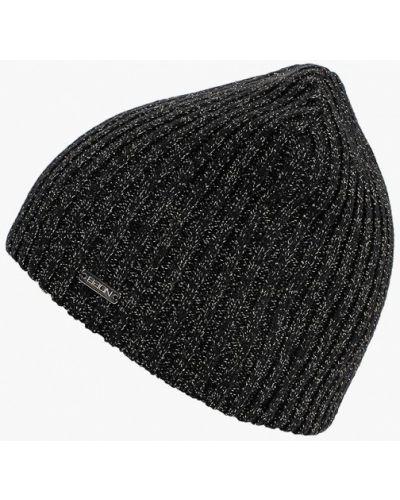 Черная шапка осенняя Baon