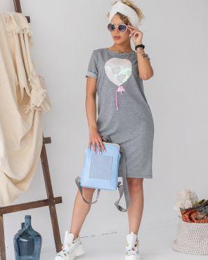 Летнее платье платье-сарафан из вискозы Eliseeva Olesya