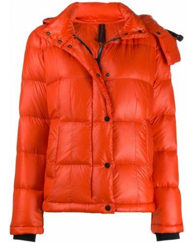 Куртка с капюшоном длинная на пуговицах Peuterey