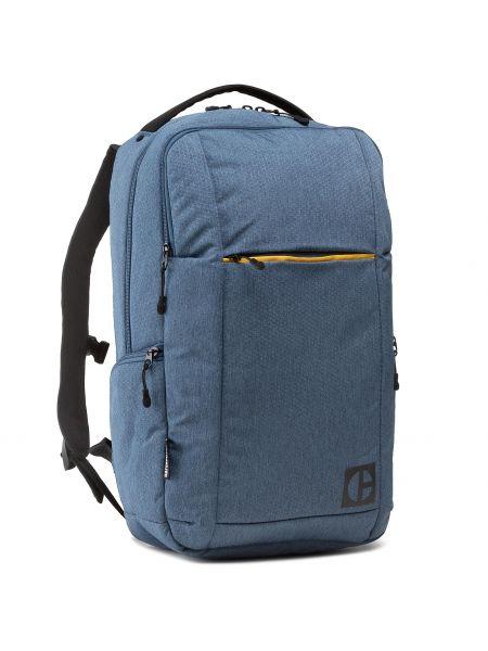 Plecak - niebieski Caterpillar