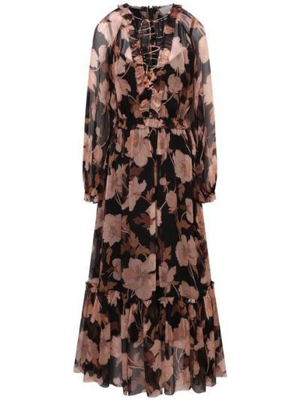 Платье с подкладкой Zimmermann
