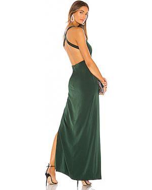 Вечернее платье на молнии сатиновое Nbd