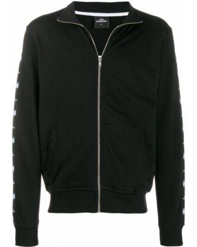 Черная куртка с манжетами Les (art)ists
