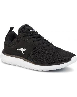 Czarne sneakersy Kangaroos