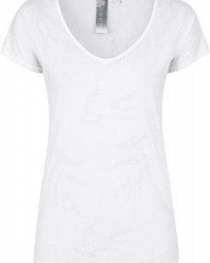 Спортивная футболка - белая Luhta